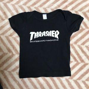 Thrasher magazine t-shirt